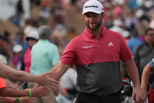 Jon Rahm who won the 2018 Desert Classic, played in the Prestige at PGA West as part of strong teams at Arizona State.