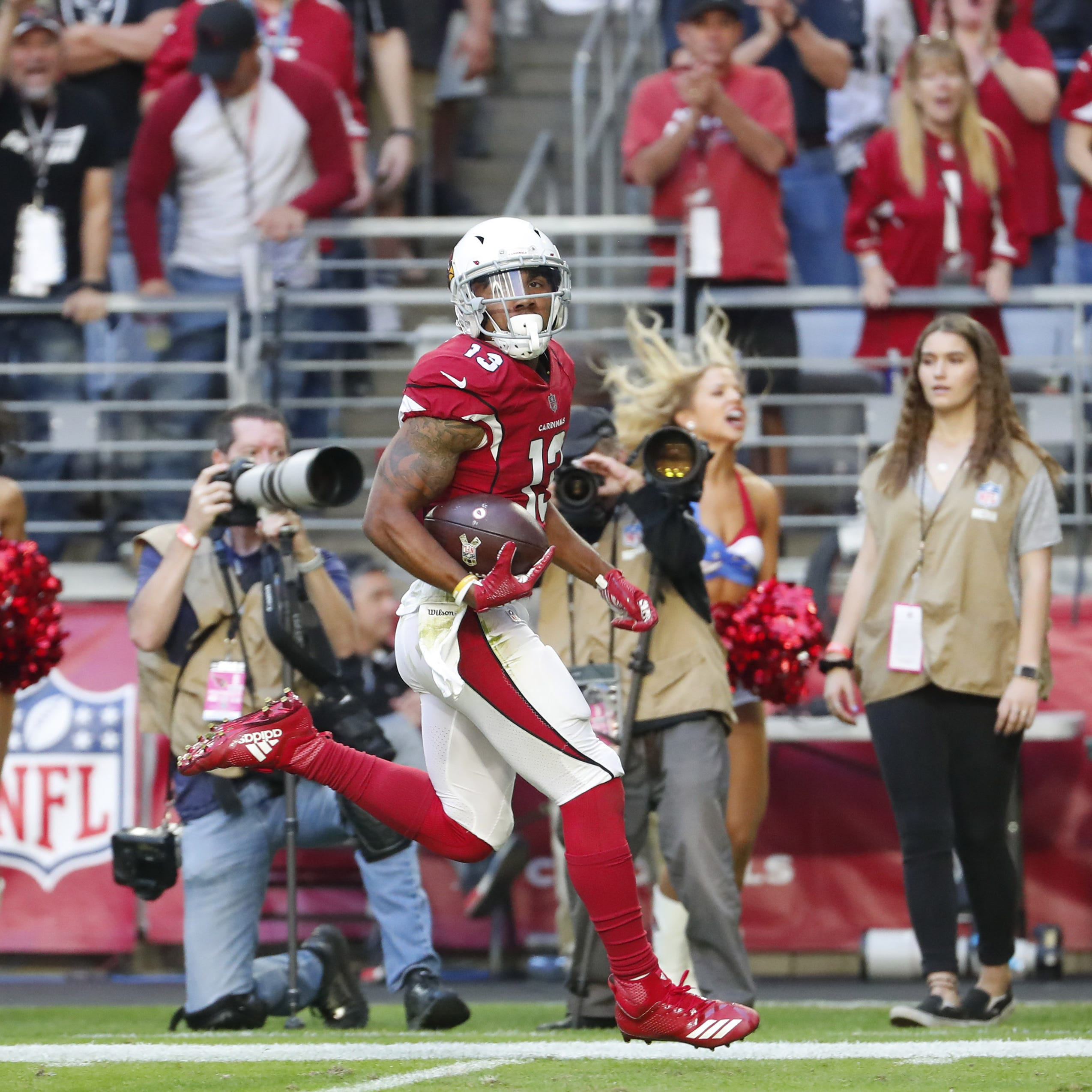 Christian Kirk can't wait to see how he fits in Cardinals' new offense