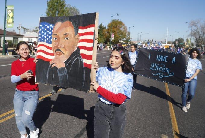 Mesa Civil Rights Parade 2019