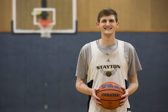 Kaleb Anundi, Stayton High School