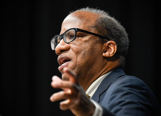 Journalist and author Wil Haygood is the speaker for the Dr. Martin Luther King Jr. Breakfast and Day of Service Monday, Jan. 21, at the River's Edge Convention Center.