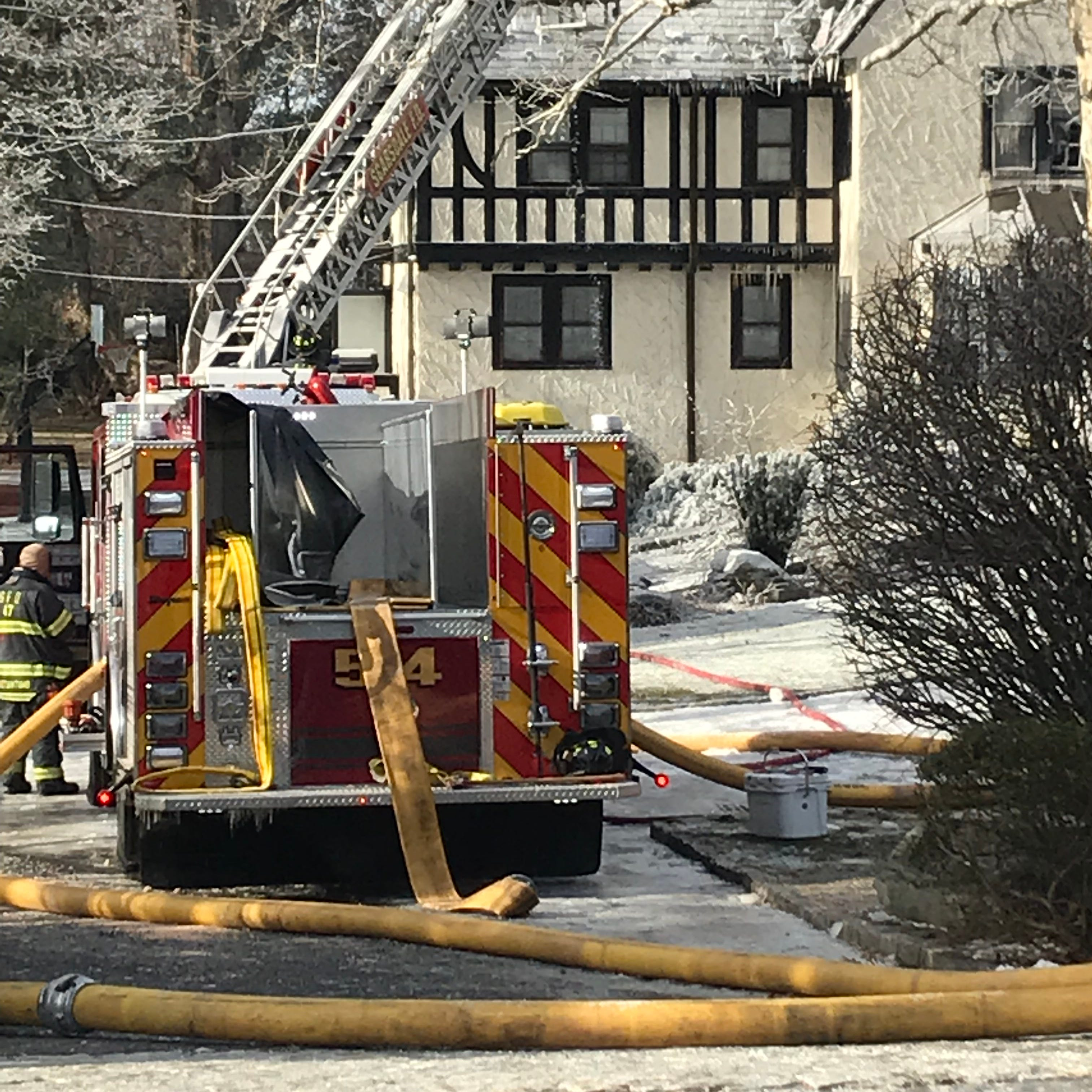 Fire that heavily damaged Scarsdale house classified as accidental: chief