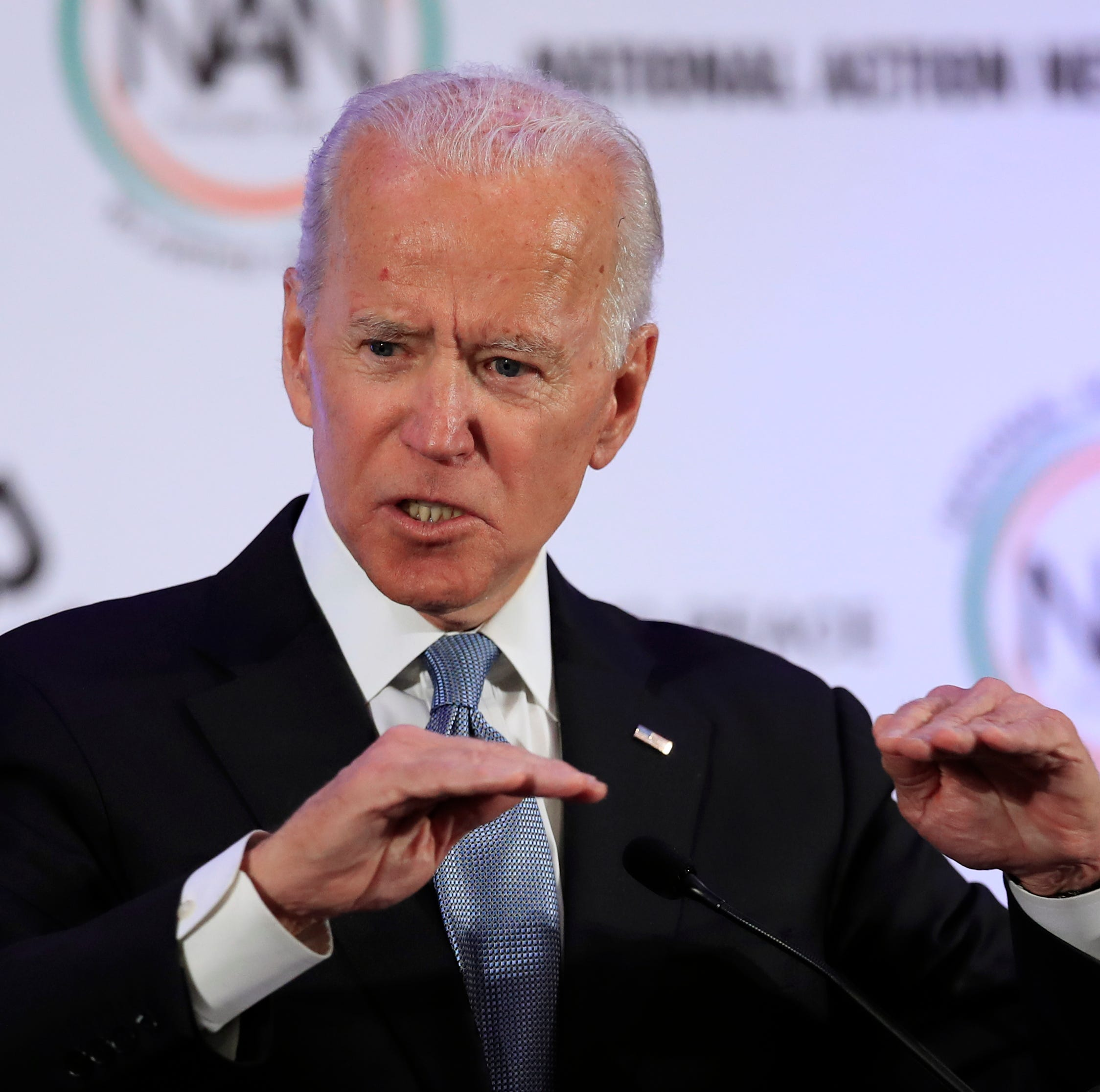 Biden says he regrets 1990s crime bill, calls it a 'big mistake' at MLK Day event