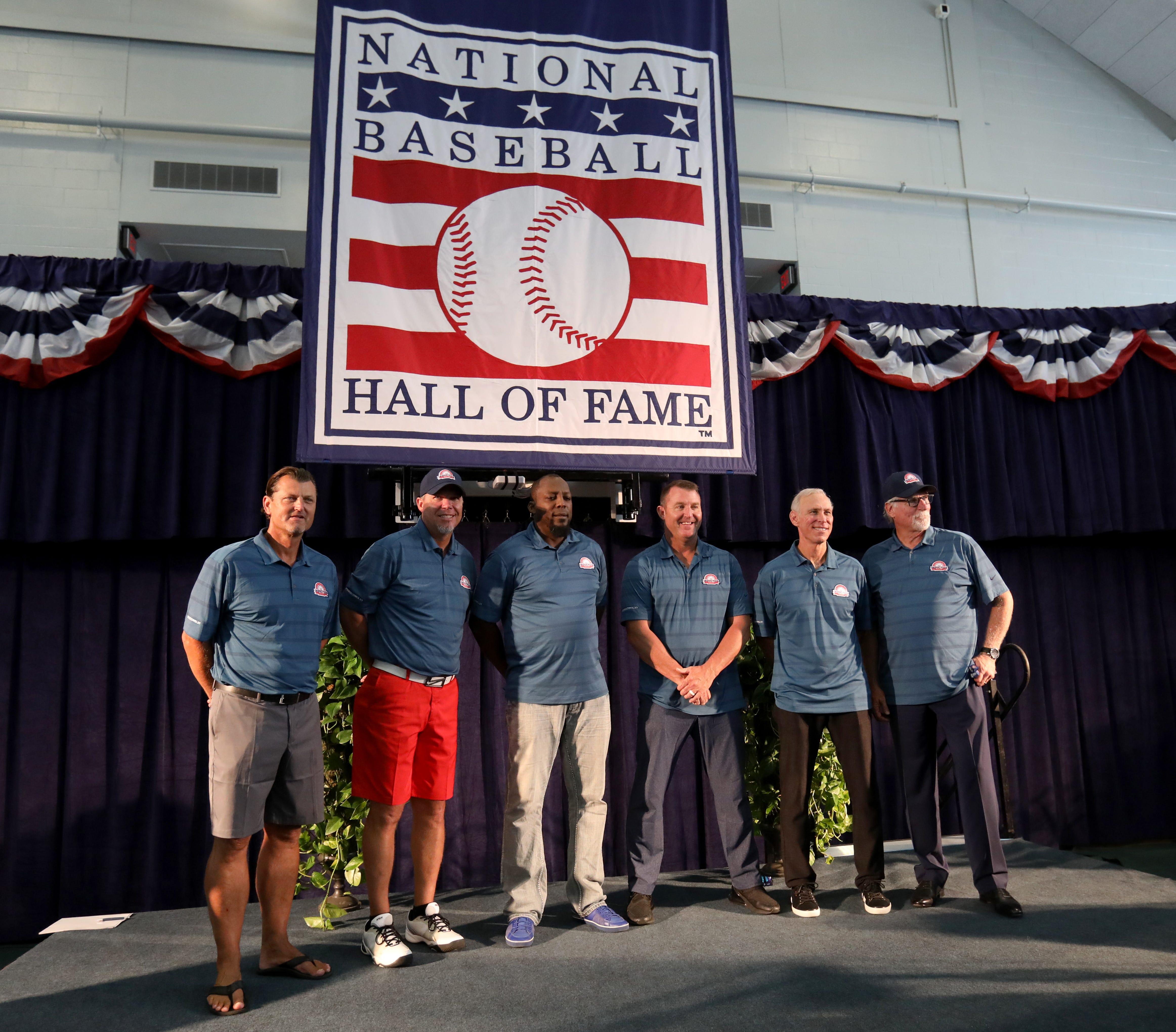 54f12e87d5 Baseball Hall of Fame: Barry Bonds, Roger Clemens denied bid again