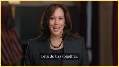 California Senator Kamala Harris announced she's running for president in 2020.