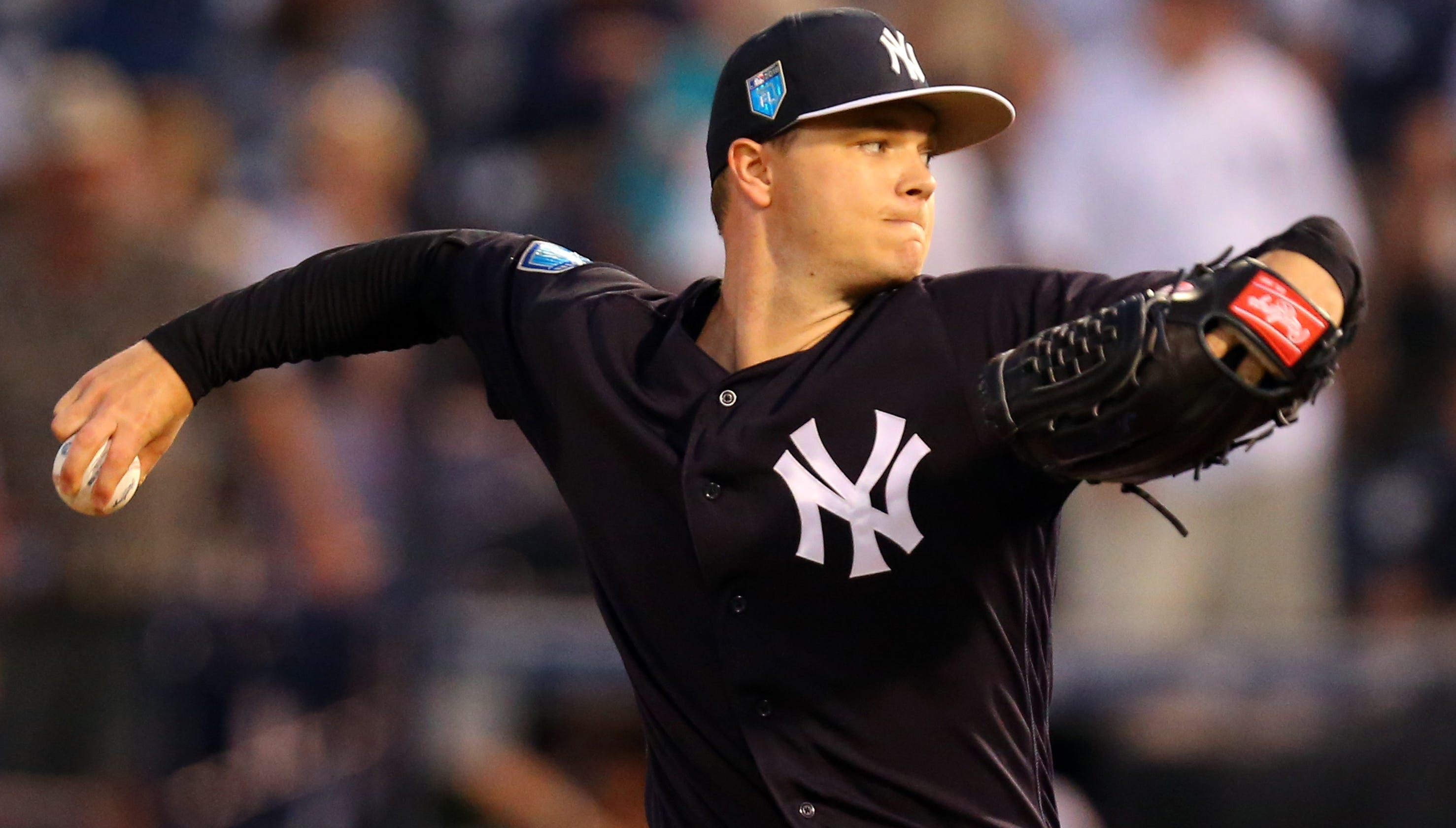 Sonny Gray: Reds acquire starting pitcher from Yankees