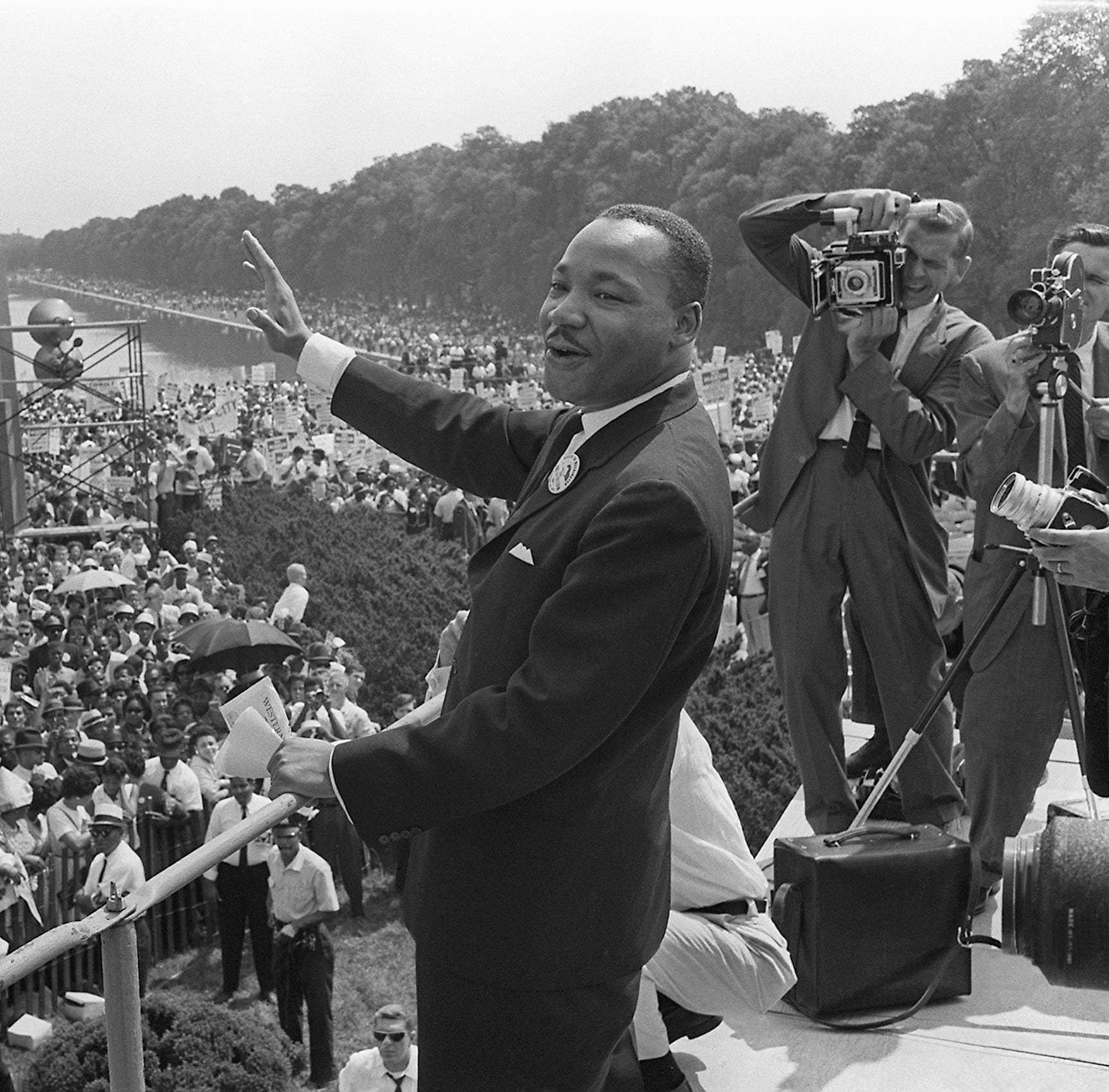 Martin Luther King Jr. quotes: 10 most popular from the civil rights leader