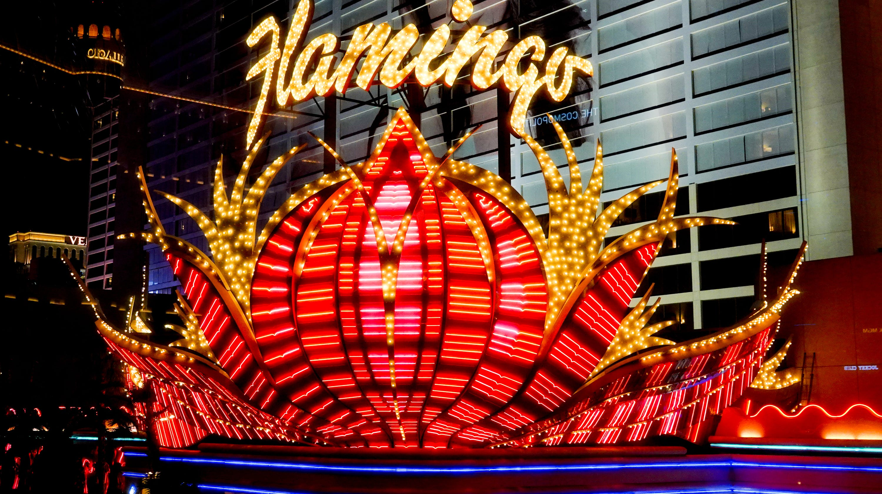 Las Vegas neon: Where to find the classic hotel signs