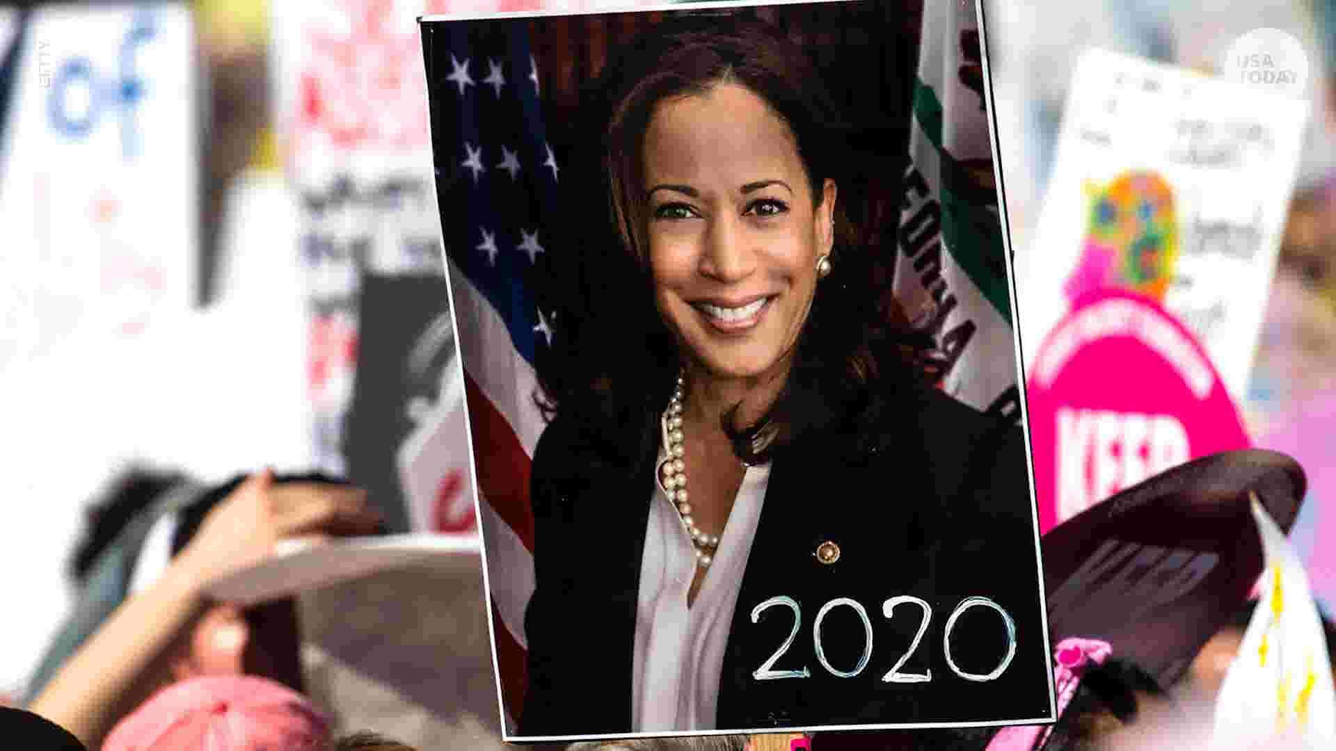 4 things to know about Senator Kamala Harris