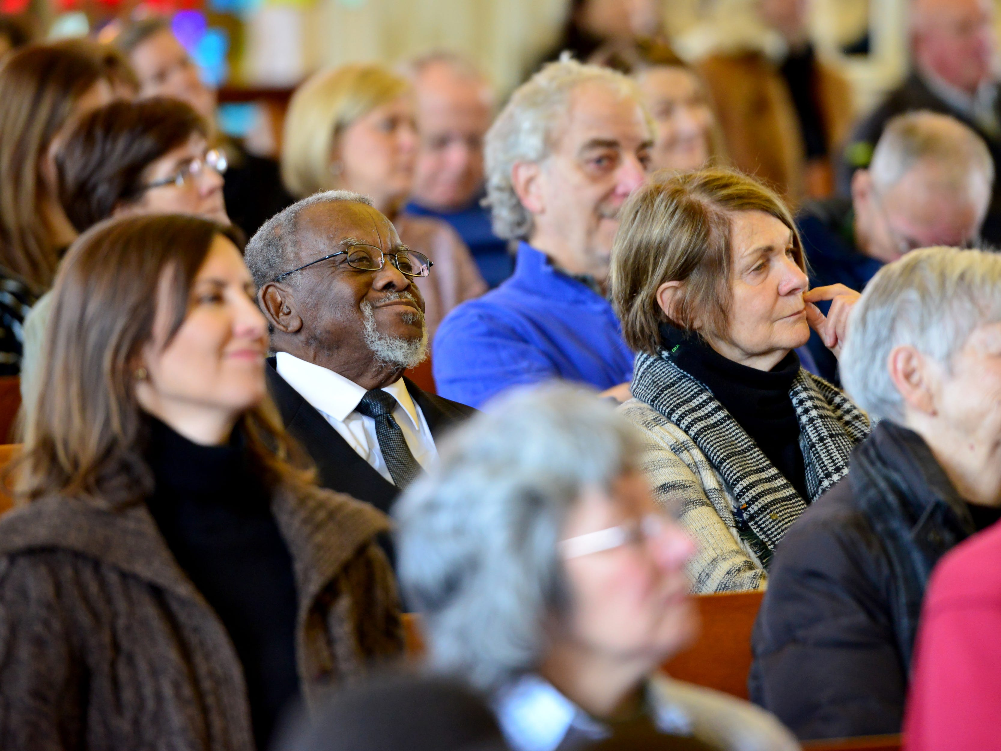The Ridgewood United Methodist Church held its 37th year of honoring Dr. Martin Luther King, Jr. in Ridgewood, N.J.