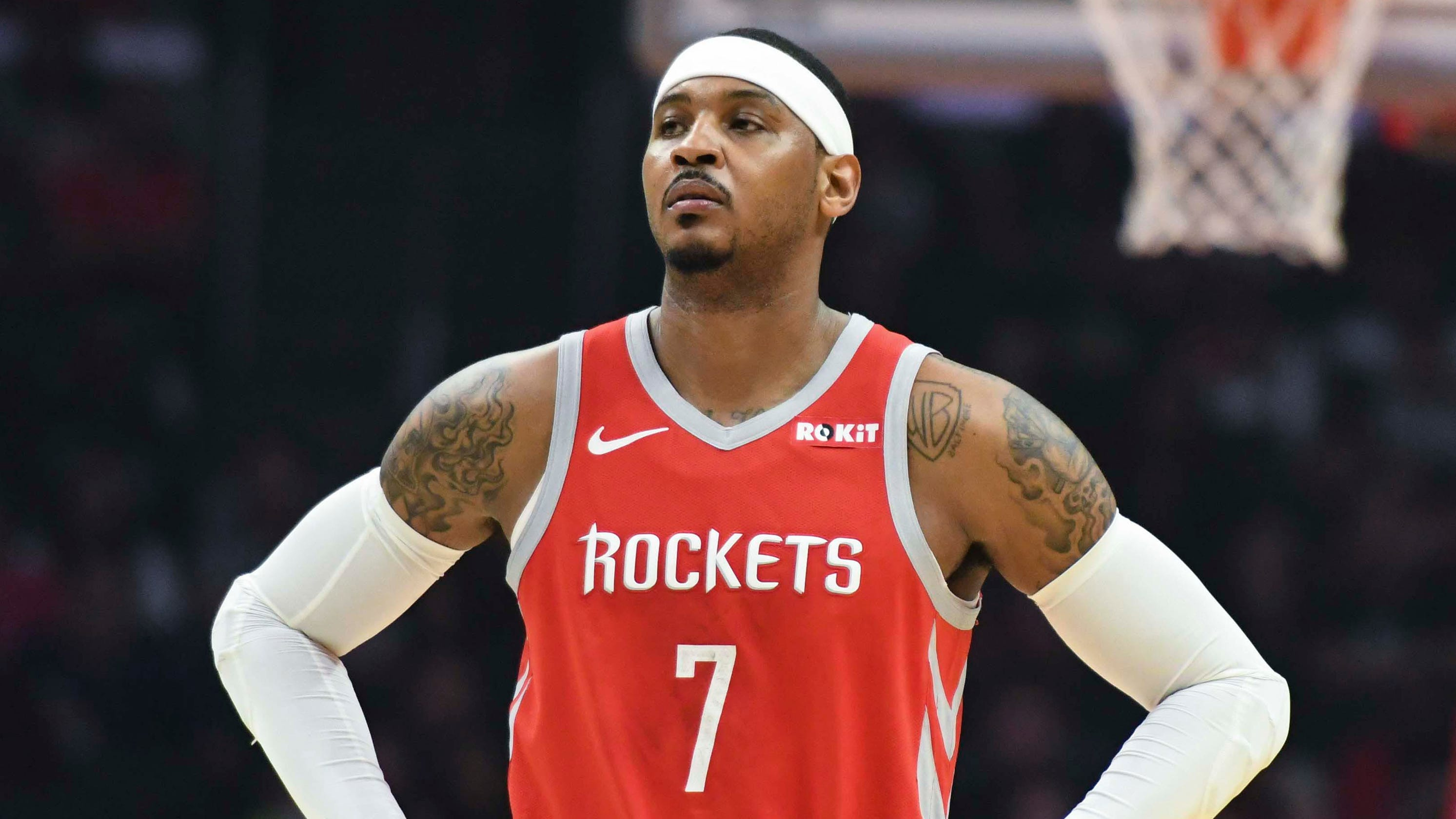 4ee928906fe Rockets to trade 10-time All-Star Carmelo Anthony to Bulls