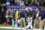 Jarrett Bell and Mike Jones from New Orleans and Kansas City on how the Rams and Patriots pulled off their impressive wins to head to the Super Bowl.