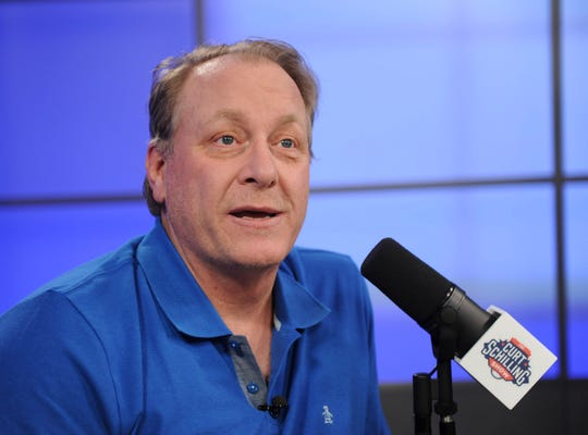 Former MLB pitcher Curt Schilling in 2016.
