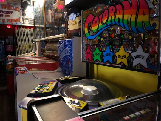 Blackbeard Cave's arcade operator is scheduled to auction his games on Feb. 6.
