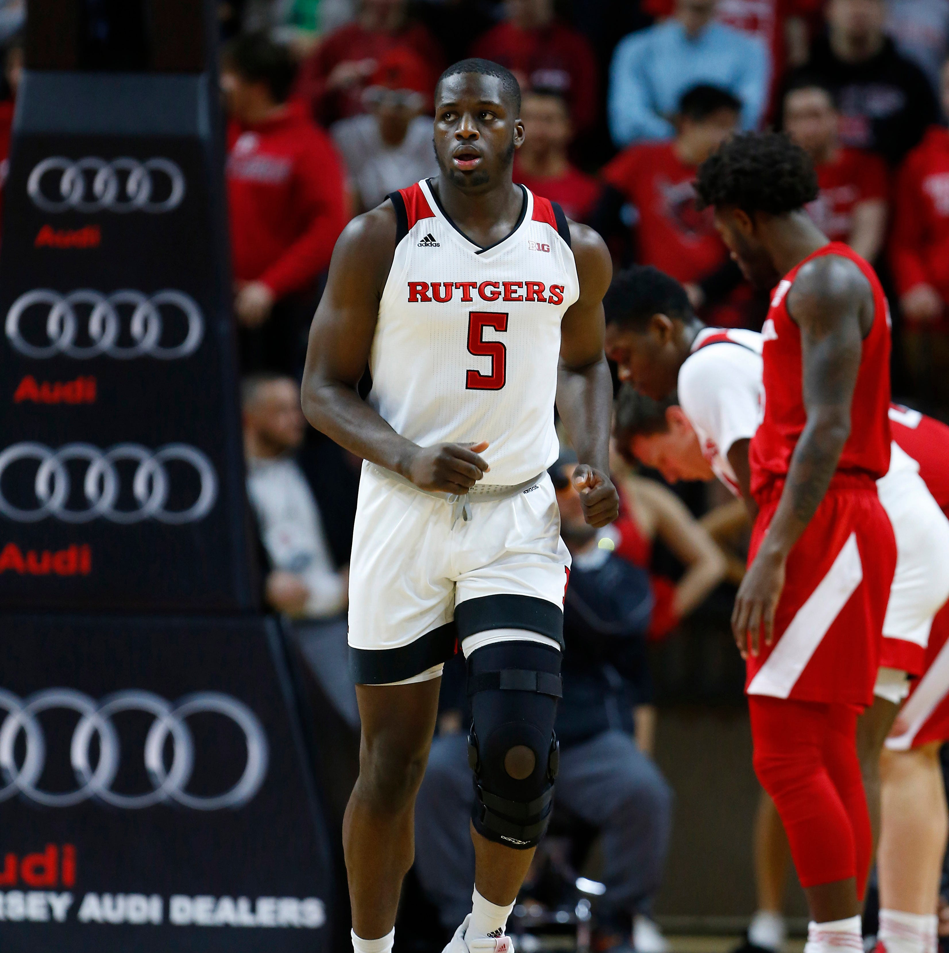 Rutgers basketball: Eugene Omoruyi returns from injury to spark upset of Nebraska