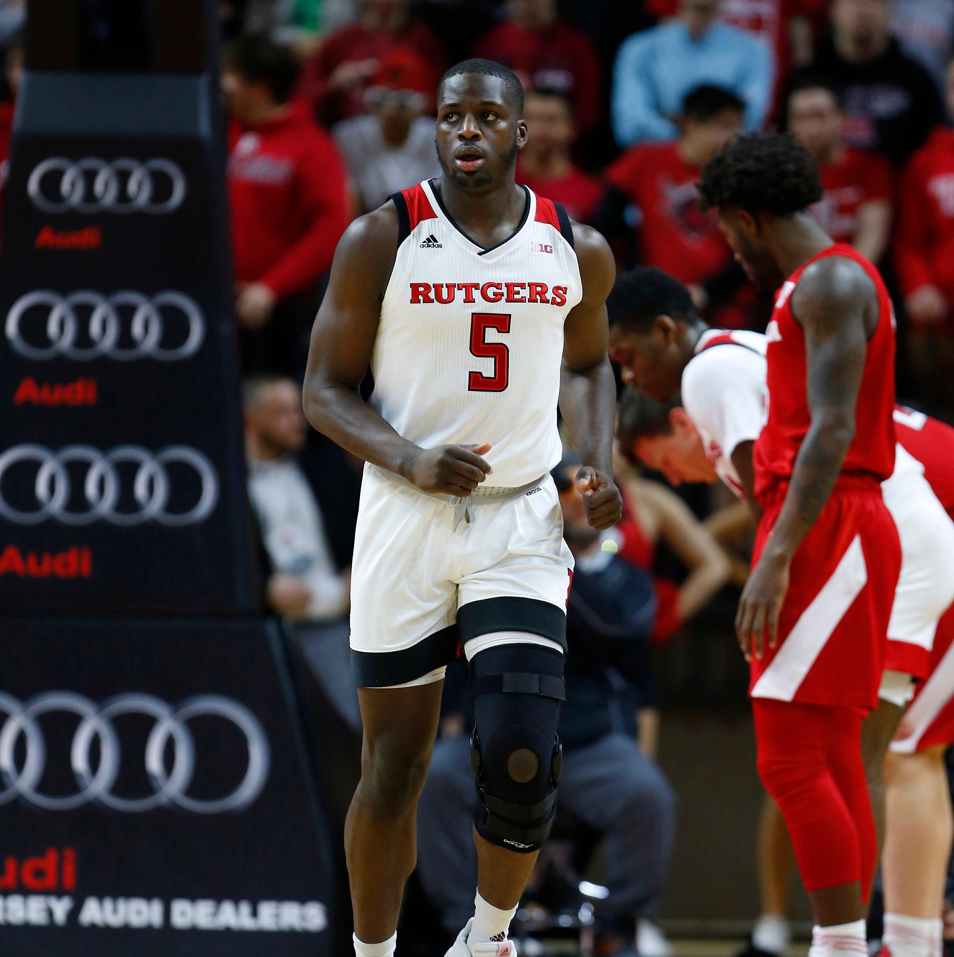 Rutgers basketball: Eugene Omoruyi returns from injury to spark upset of Nebraska