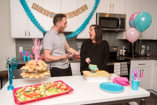 Villa Italian Kitchen offers a new way to do a gender reveal - via lasagna.