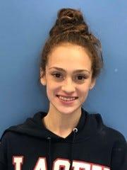 Lauren Evangelista of Lacey Township High School