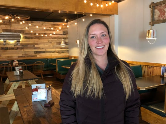 Lindsay Parrott, general manager of Blackbeard's Cave in Berkeley, talks about the company's future plans.