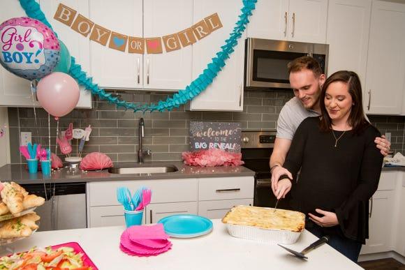 Villa Italian Kitchen now is offering gender reveal lasagna.