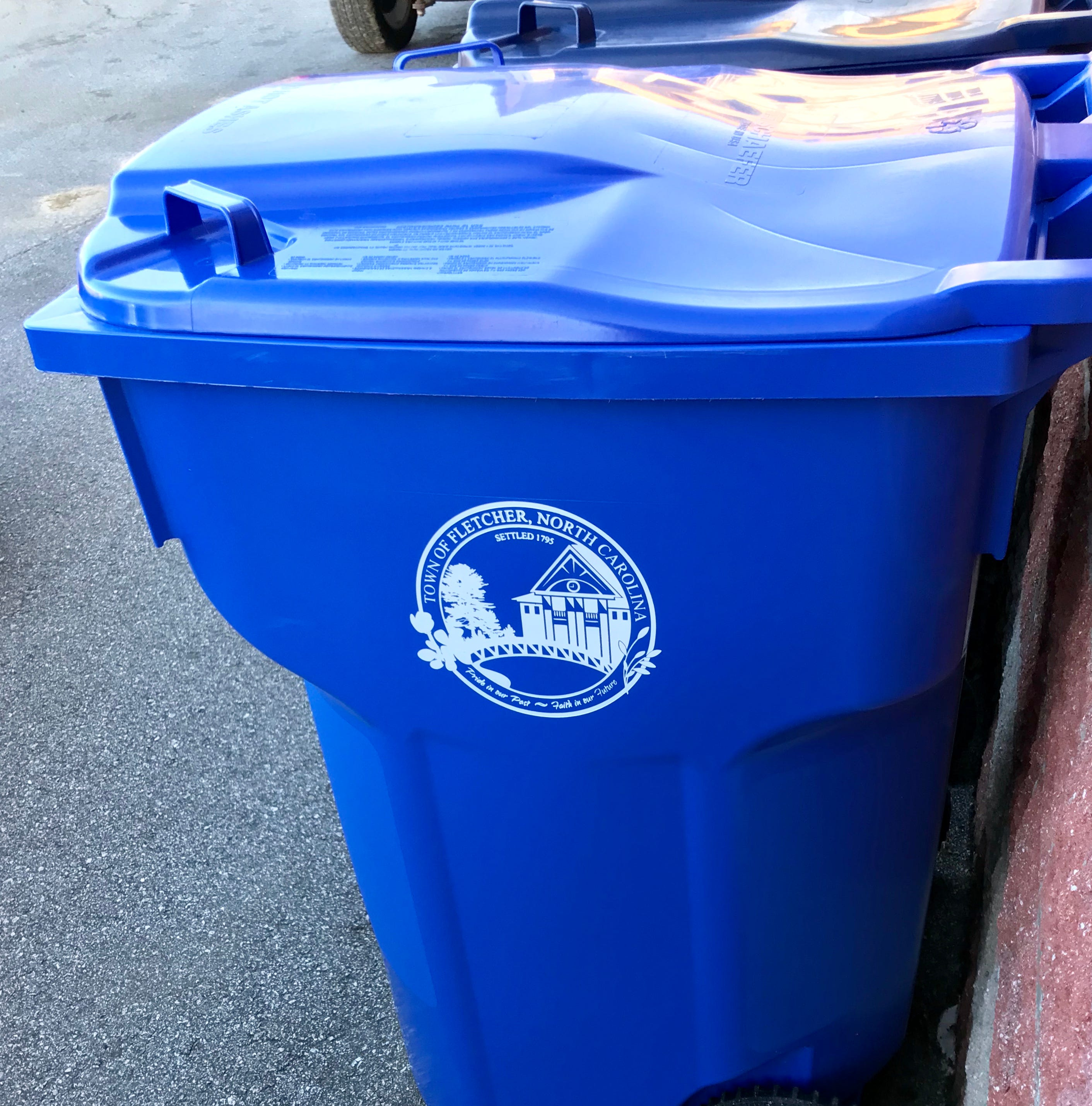 Answer Man: New recycling cans for Fletcher?
