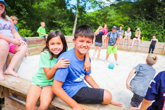Camp Watia offers a residential summer camp experience for boys and girls ages 7-17.