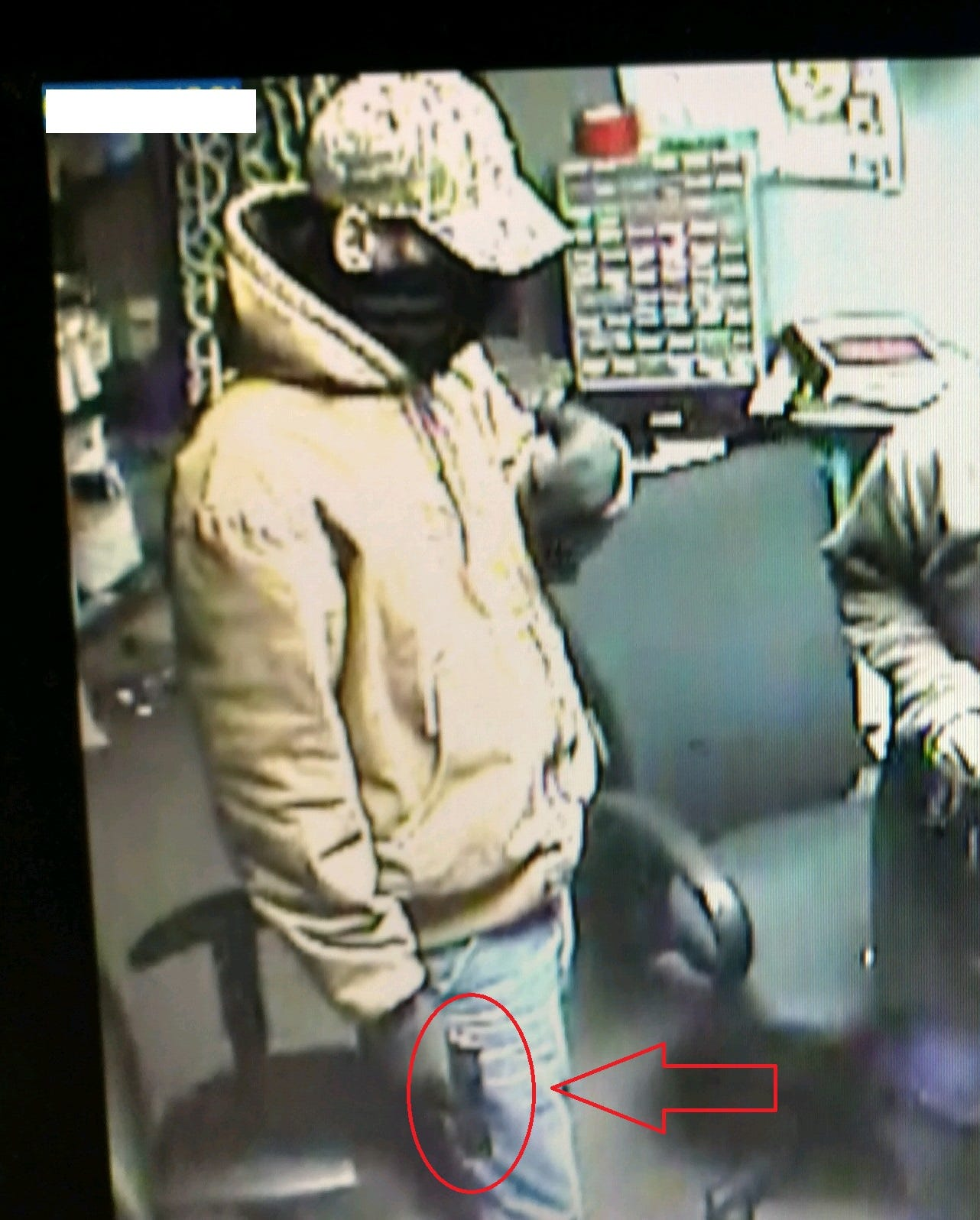 Broome County Sheriff's deputies are looking for the suspect in a Dunkin Donuts robbery on Country Club Road, Endwell.