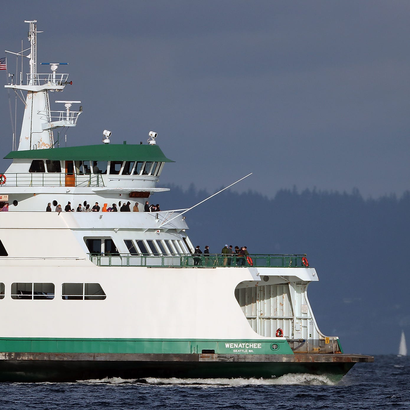 Legislators consider ferry fare, vehicle fee bumps to pay for new state ferries