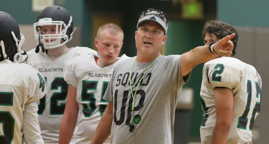Former Klahowya football coach Dan Ericson has been hired as the new head coach at South Kitsap. The Wolves are coming off consecutive 0-10 seasons.