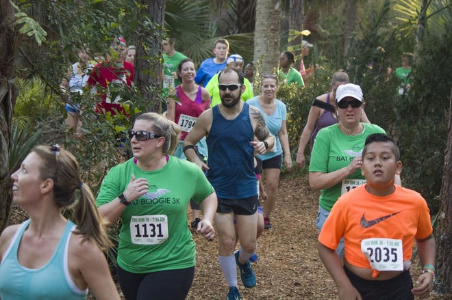 "The Brevard Zoo's ""Terrapin Trot"" will take place Feb. 9."