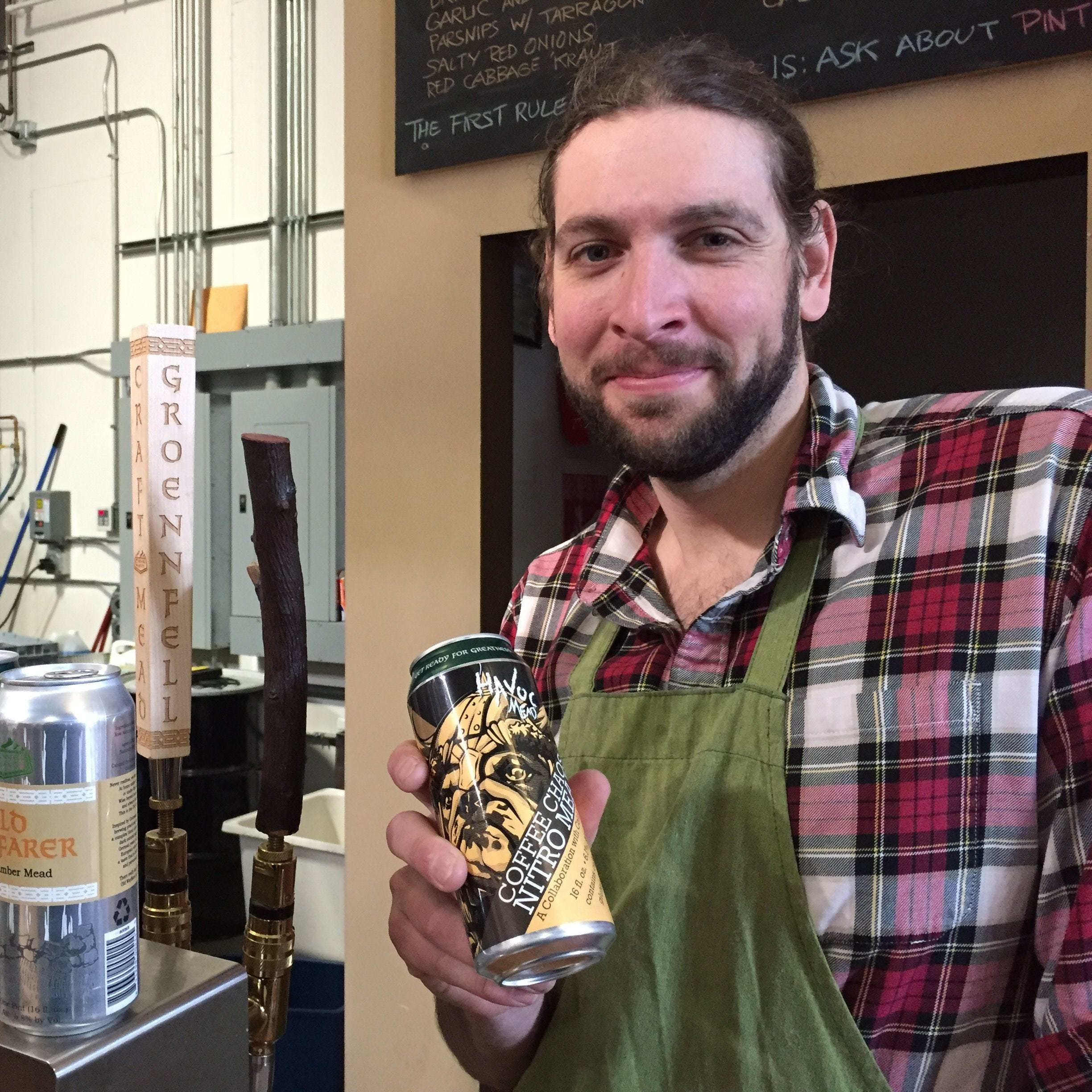 Groennfell Meadery will move from Colchester to St. Albans, following government shutdown