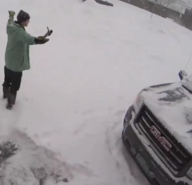 South Burlington police call for help in ID'ing snow storm hit-and-run