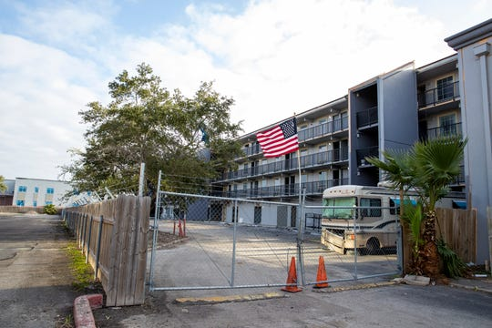 The old Gulfport Inn at 2838 S. Padre Island Dr. is being renovated and will soon be a Surestay Hotel run by Best Western.