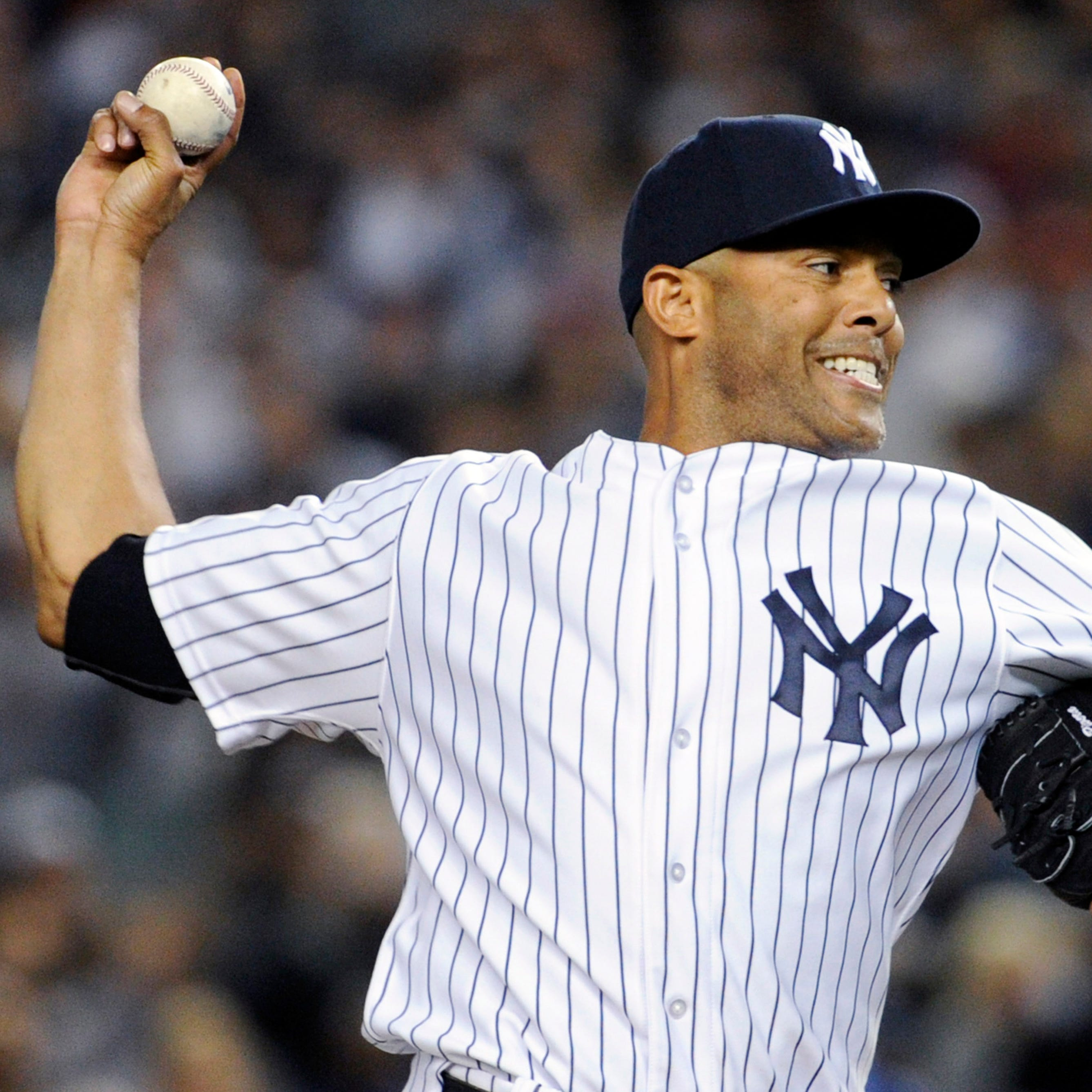 Mariano Rivera baseball's first unanimous Hall of Fame selection; Roy Halladay, Edgar Martinez and Mike Mussina also elected