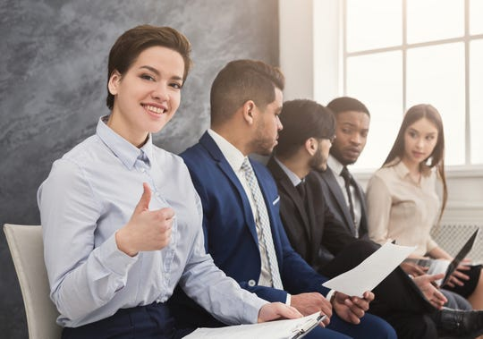 Class of 2019 is facing a strong job market.