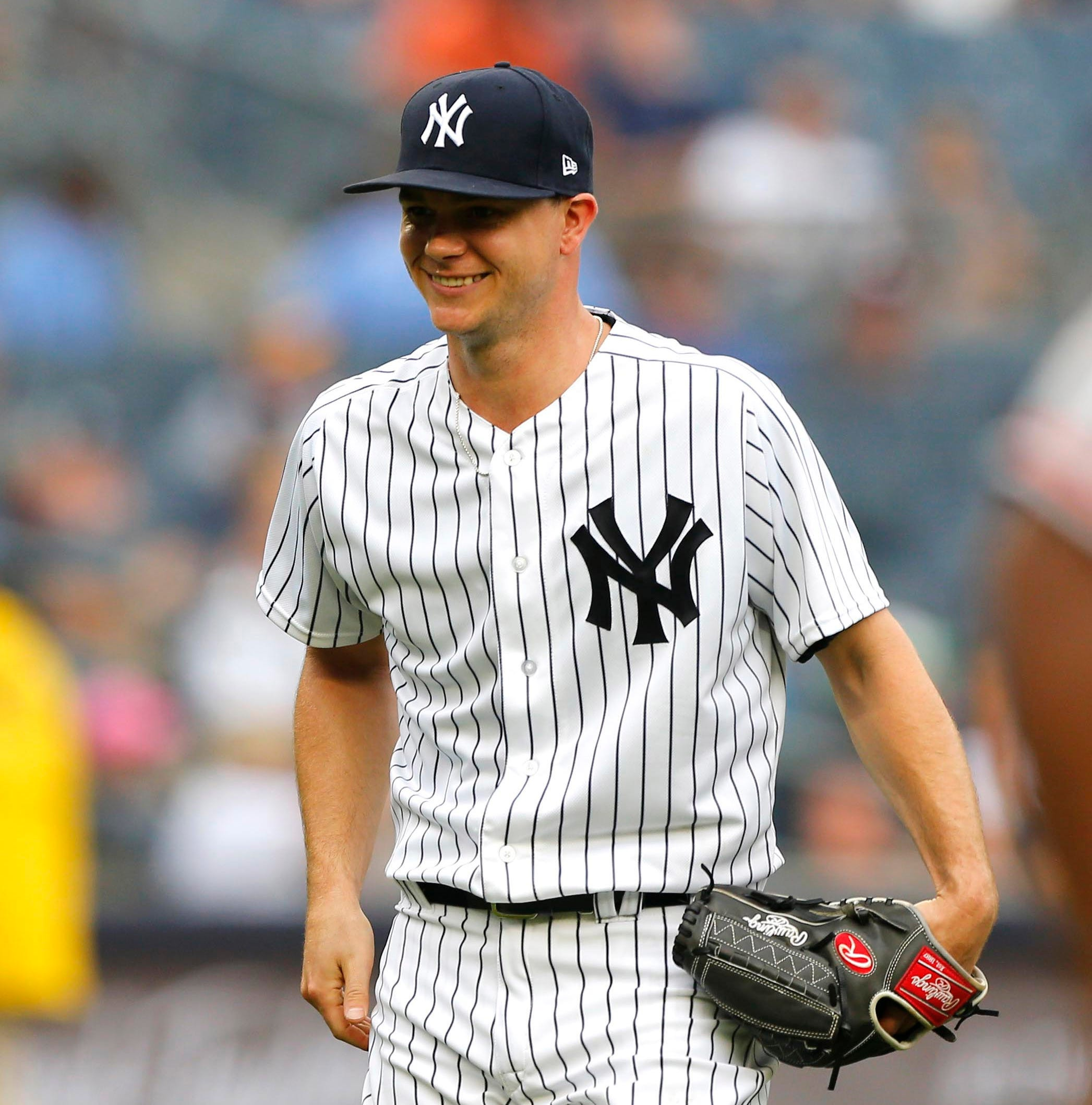 Sonny Gray on signing a contract extension with the Cincinnati Reds: 'It just feels right'