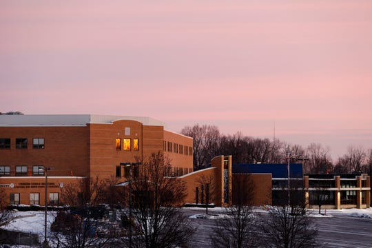 Covington Catholic High School on Tuesday, Jan. 22, 2019, in Park Hills, Ky.