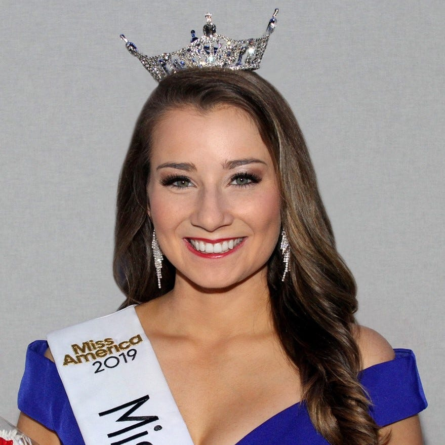 Rutgers student crowned Miss Central Jersey