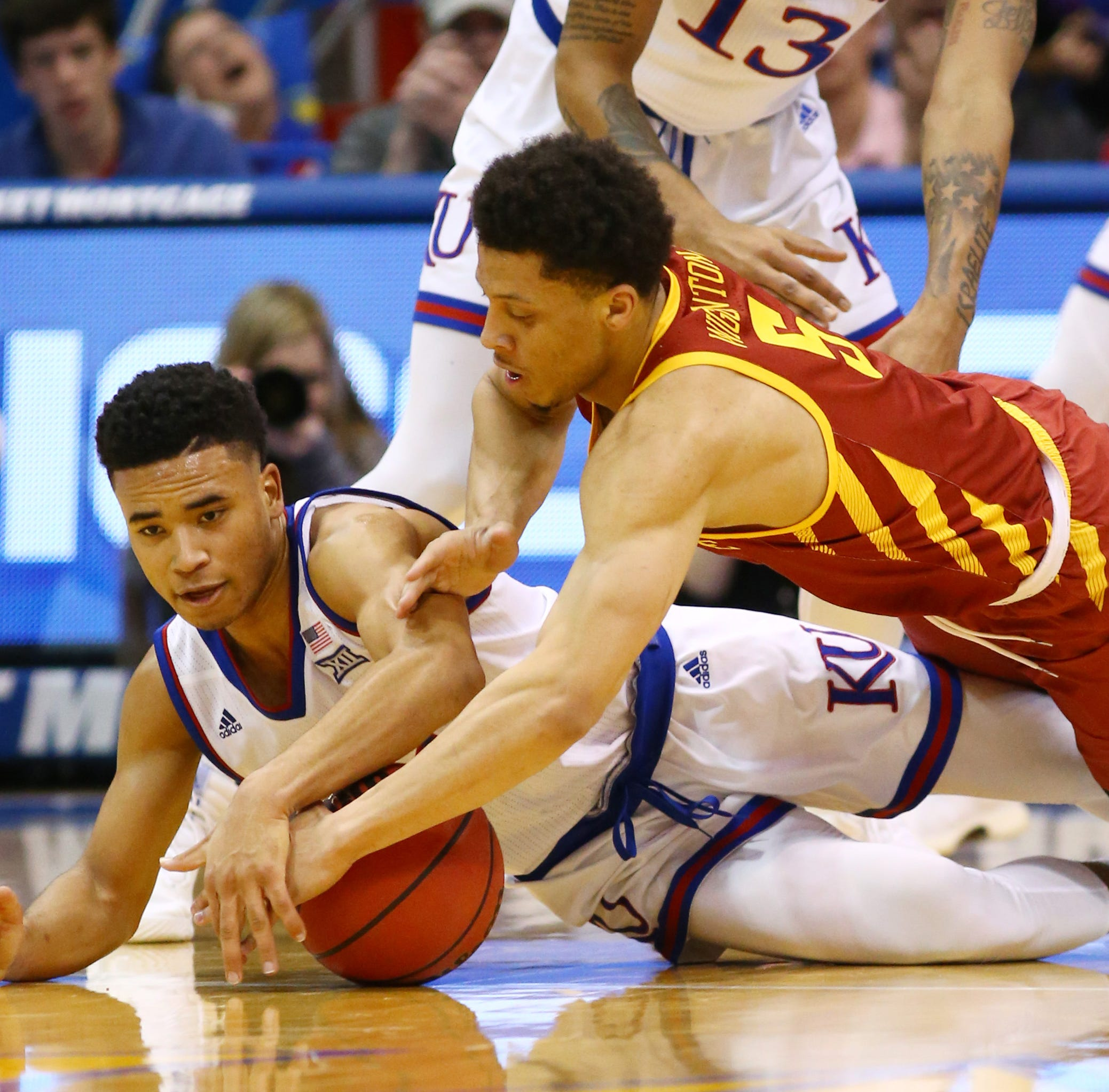 Iowa State takeaways: Cyclones struggle defensively against Kansas, Wigginton's inconsistencies continue and more