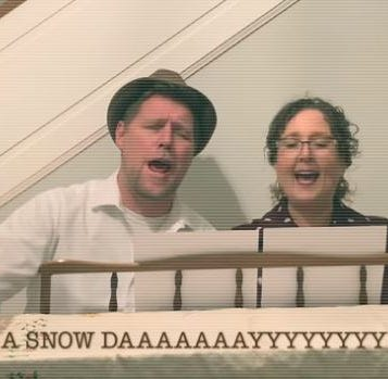 Watch Des Moines superintendent, wife sing snow day announcement with 'All in the Family' parody