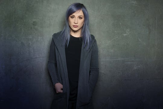 Skillet drummer Jen Ledger is performing as a solo act, Ledger, which is one of several acts on the Winter Jam 2019 Tour Spectacular. The tour will make a stop at 7 p.m. Friday at Thompson-Boling Arena.