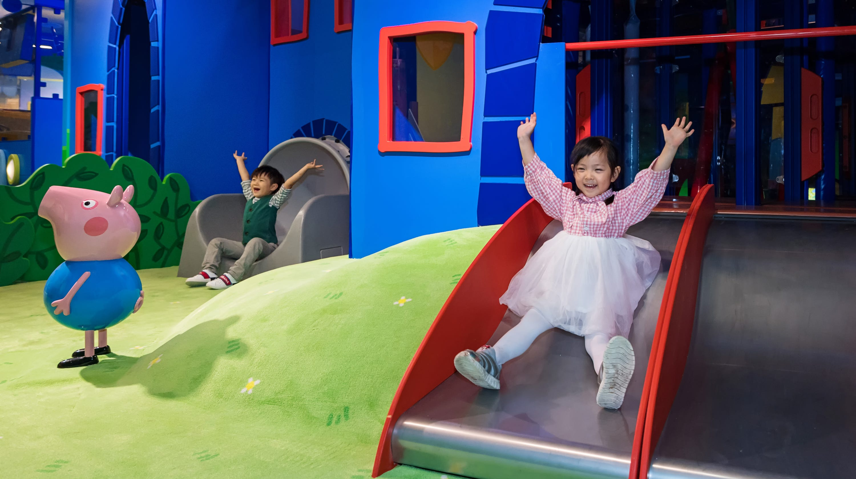 Peppa Pig World Of Play Coming To Great Lakes Crossing