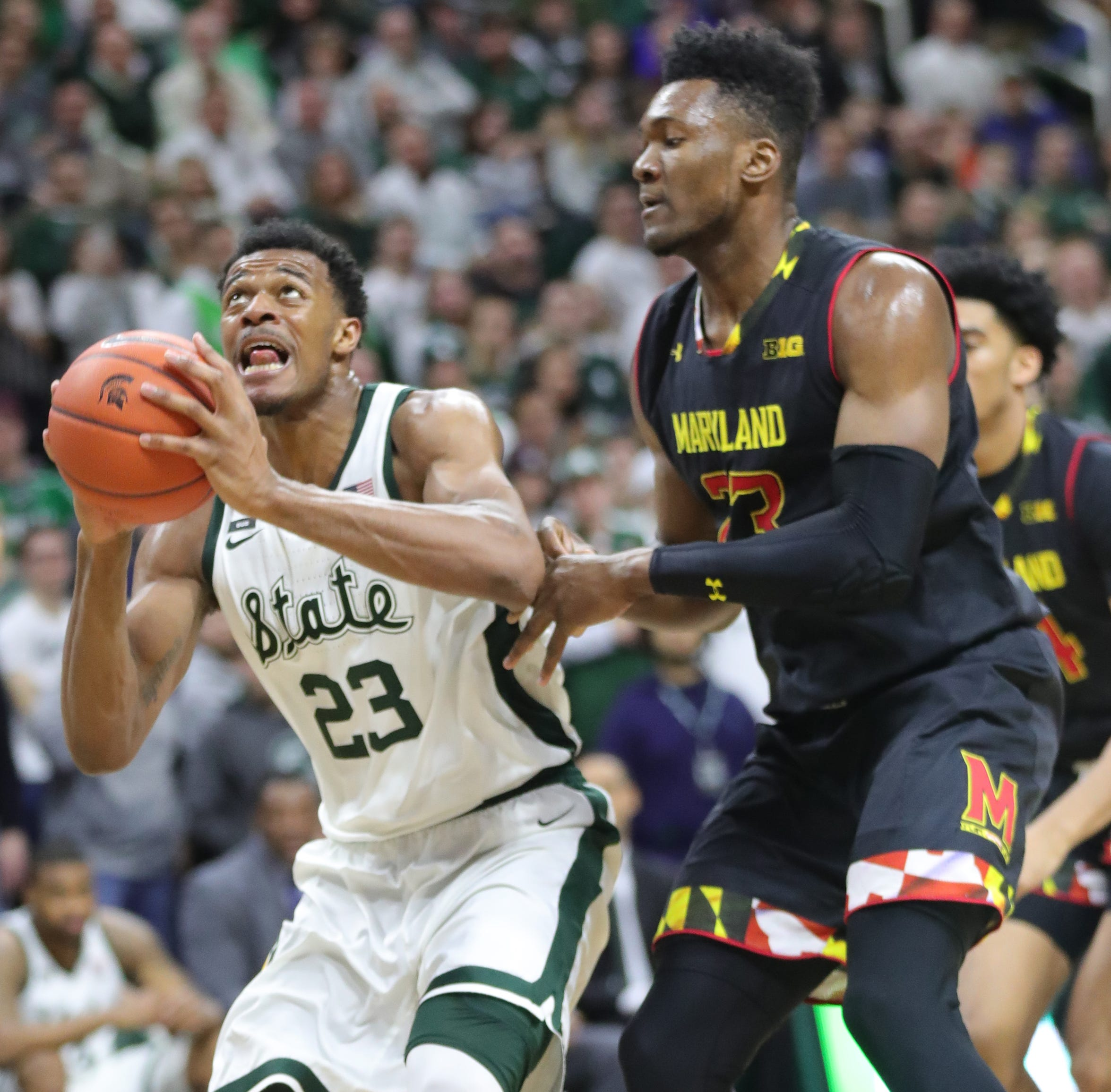 Couch: As another 5-star center snubs MSU, the focus is the big men already on the roster