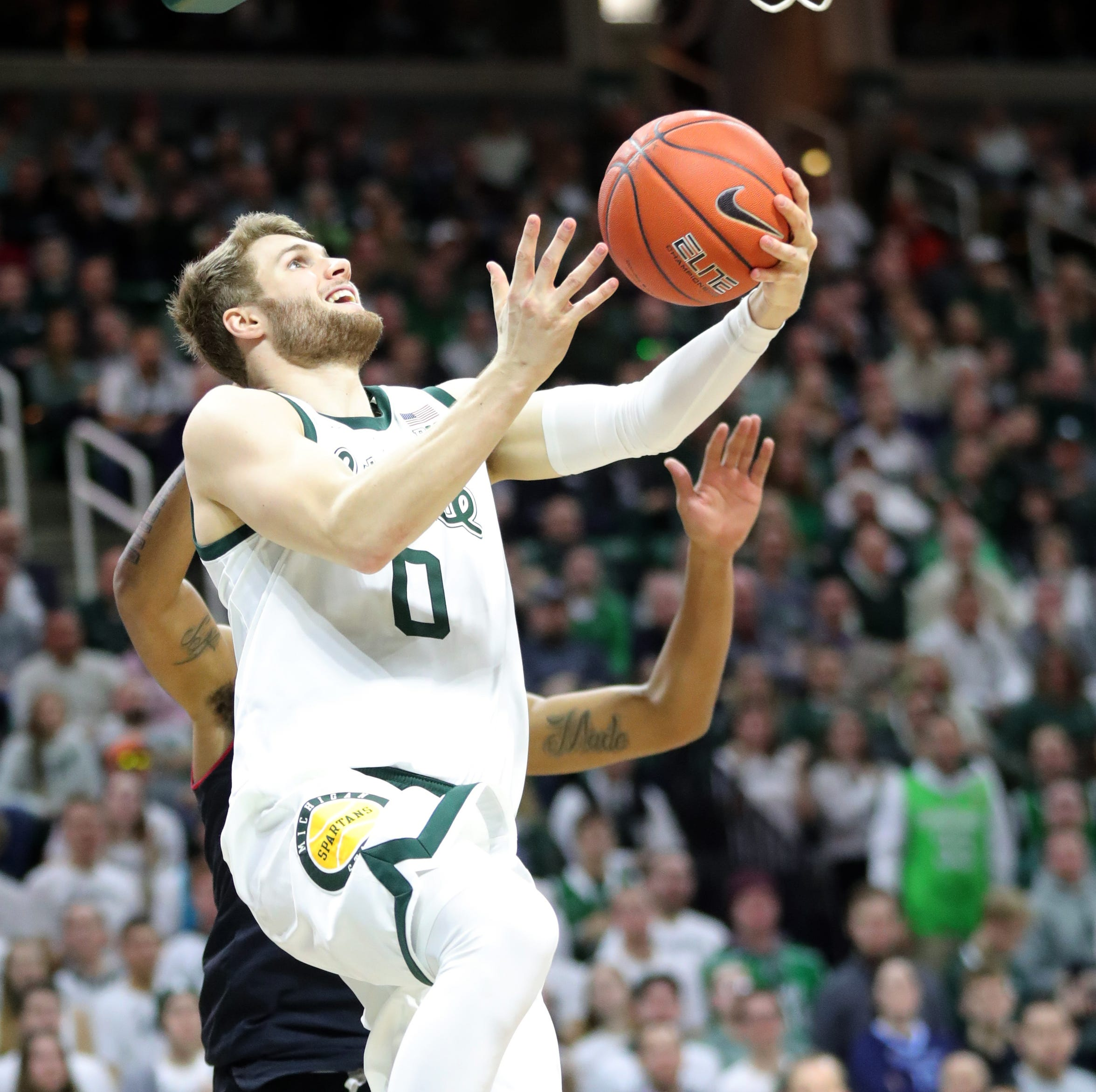 Michigan State gets Kyle Ahrens back; Joshua Langford nearing return