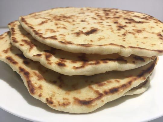Olga-type Bread
