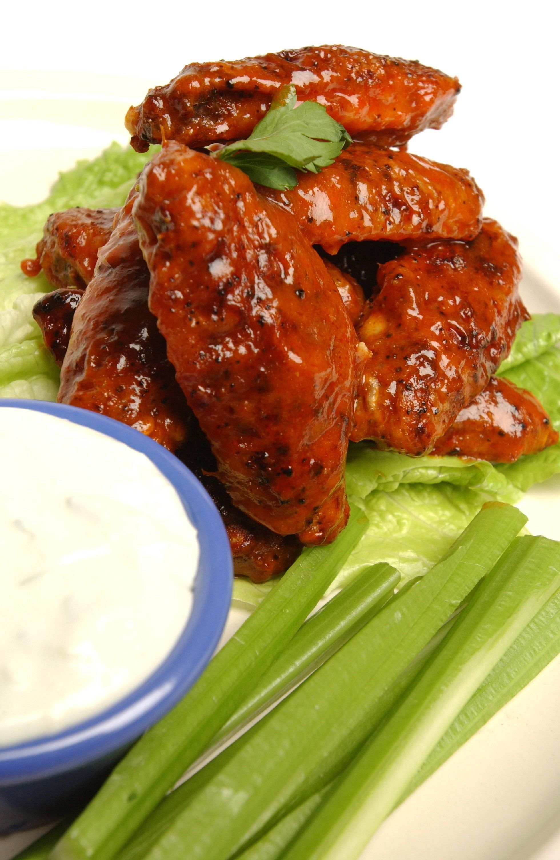 Who has the best wings in town? Judges will try to answer that question Friday at the Townsend Hotel.