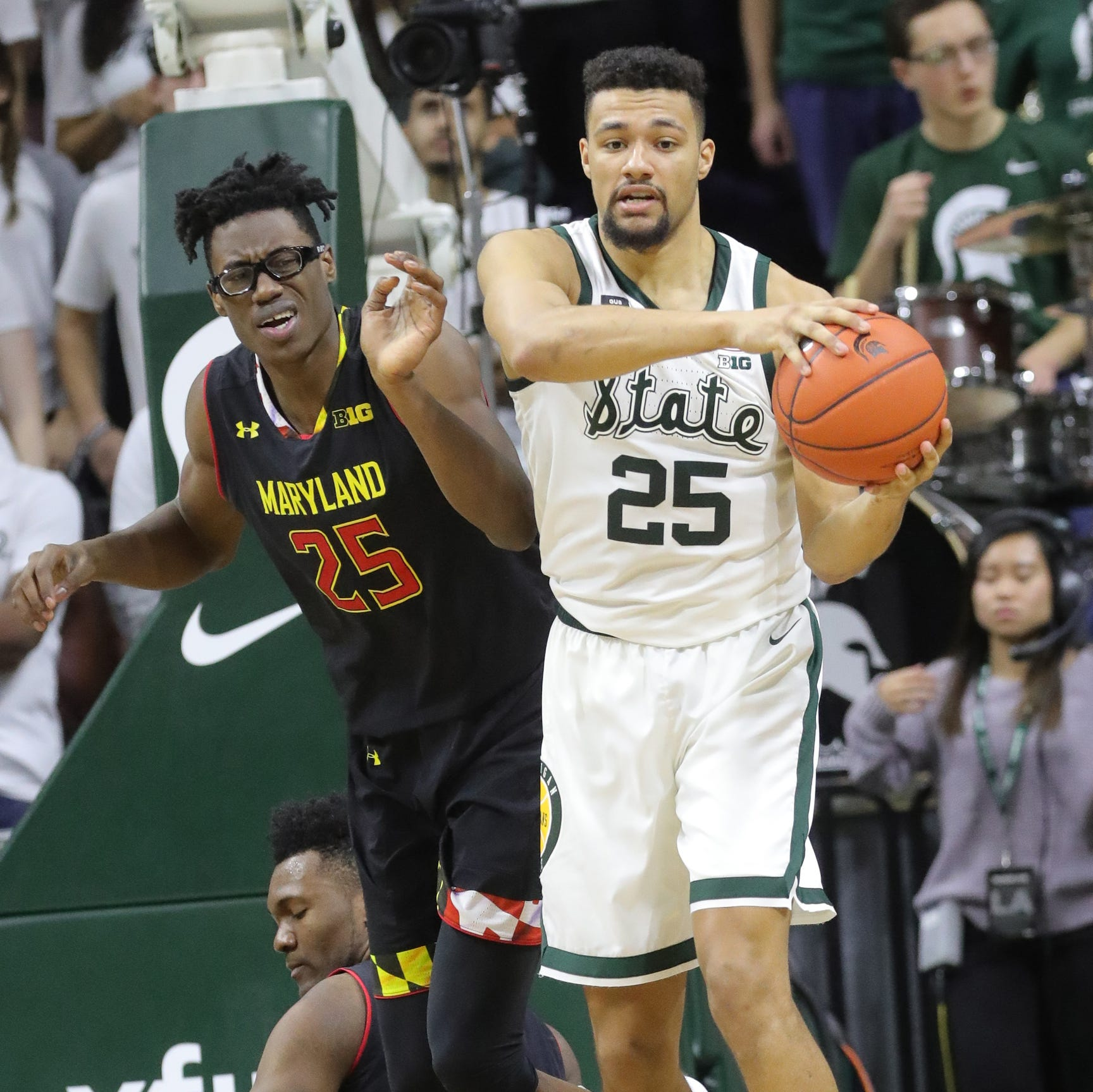 Michigan State basketball doesn't need 5-star center. It has Kenny Goins