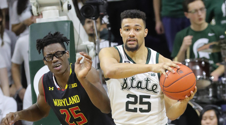 88dee46317fb Michigan State basketball doesn t need 5-star center. It has Kenny Goins –  Konitono News