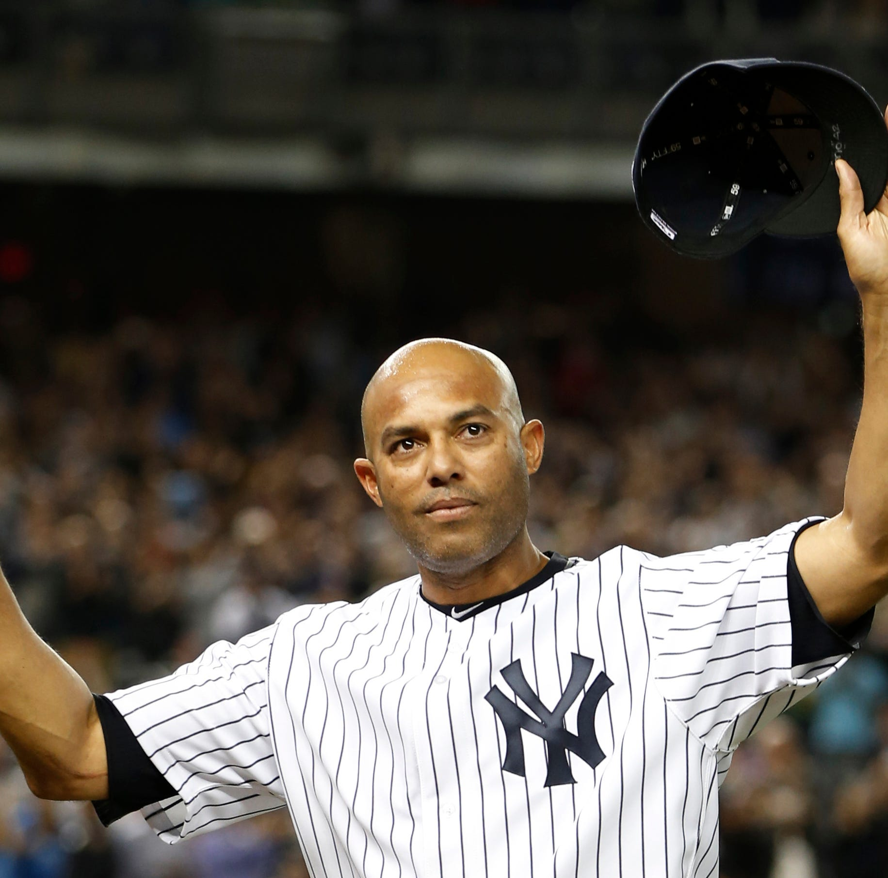 Mariano Rivera joins Roy Halladay, Edgar Martinez, Mike Mussina in Baseball Hall of Fame