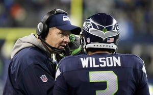 Darrell Bevell is entering his first season as the Lions' offensive coordinator.